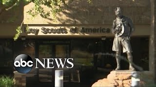 Boy Scouts to begin admitting girls