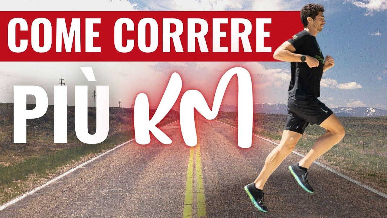 Correre più a lungo: 3 consigli efficaci