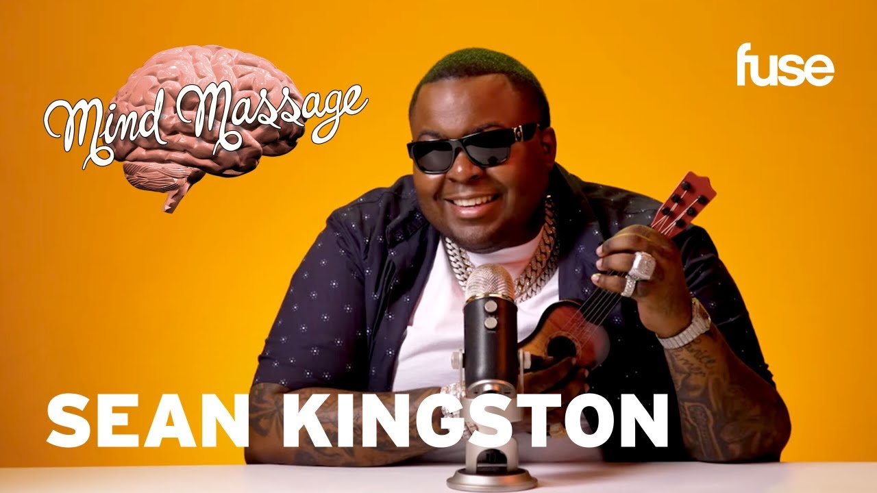 Sean Kingston Does ASMR with A Guitar, Talks His Hit Songs & Inspirations | Mind Massage | Fuse