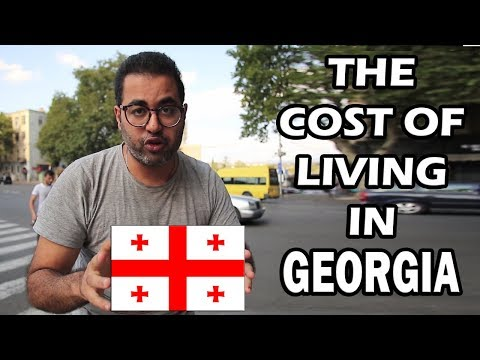 The Cost Of Living In The Country Of Georgia | Is It Expensive To Live In Georgia? Must Know Info