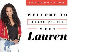 Jumpstart Your Styling Career with School of Style: Meet Your Instructor