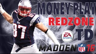 Madden 16 - EndZone Fade - Money Play