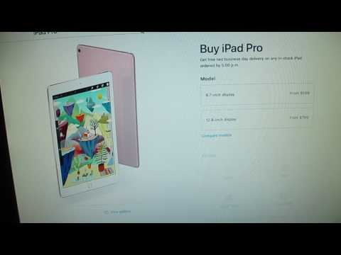 Ipad Pro Should Cost Less Then Its Essentially An Ipad Air Renamed As Ipad Pro