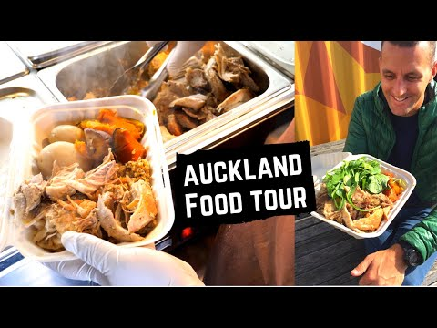 AUCKLAND FOOD TOUR by LOCALS | What to eat in Auckland, New