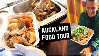 AUCKLAND FOOD TOUR by LOCALS   What to eat in Auckland, New Zealand   New Zealand food tour