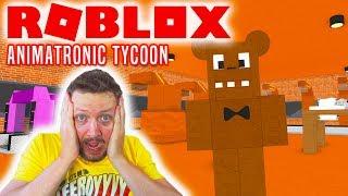 SONO FREDDY! -Roblox Animatronic Tycoon danese