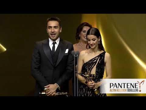 Pantene Altın Kelebek En İyi Dizi Çifti Ödülü – Sen Anlat Karadeniz