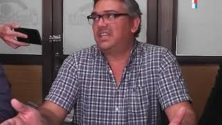 ERNESTO FELICE   CONFERENCIA DE PRENSA POR EL  CASO CARRIZO MOTO SECUESTRADA