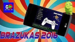 BRAZUKAS 2016 Winning Eleven 2002 jogo de PS1 no Android
