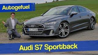 Audi S7 V6 REVIEW - Autogefuel