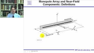 Monopole Field Characteristics in the Focused Near-Field Region | Lecture #10 | Alan Fenn