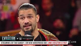 WWE star Roman Reigns reveals he's battling leukemia again