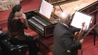 Play Sonata For Violin & Keyboard No. 4 In C Minor, BWV 1017