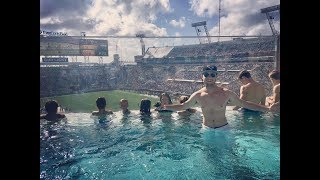 Chargers vs Jaguars Vlog | Everbank Gameday Experience