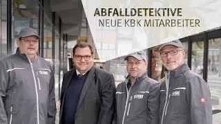 Abfalldetektive des Kommunalbetriebs Krefeld (KBK) (vor 3 Tagen)