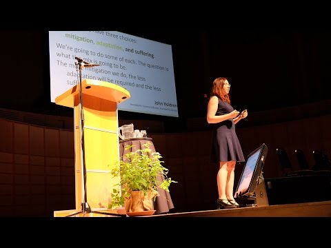 Katharine Hayhoe - Full Presentation (Earthkeeping: A Climate for Change)