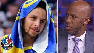 Steph Curry is an NBA superstar without an ego - Chauncey Billups | NBA Countdown