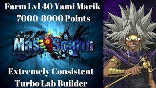 Farm Lvl 40 Yami Marik 7000-8000 Points! Consistent Turbo Labyrinth |YuGiOh Duel Links w/ MasKScarin