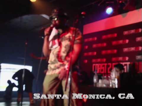 BARKSDALE BARKS x EASTSIDE_E   SANTA MONICA, CA (PERFORMING LIVE) (All Money No Love TV)