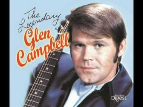 Glen Campbell - Lovesick Blues.