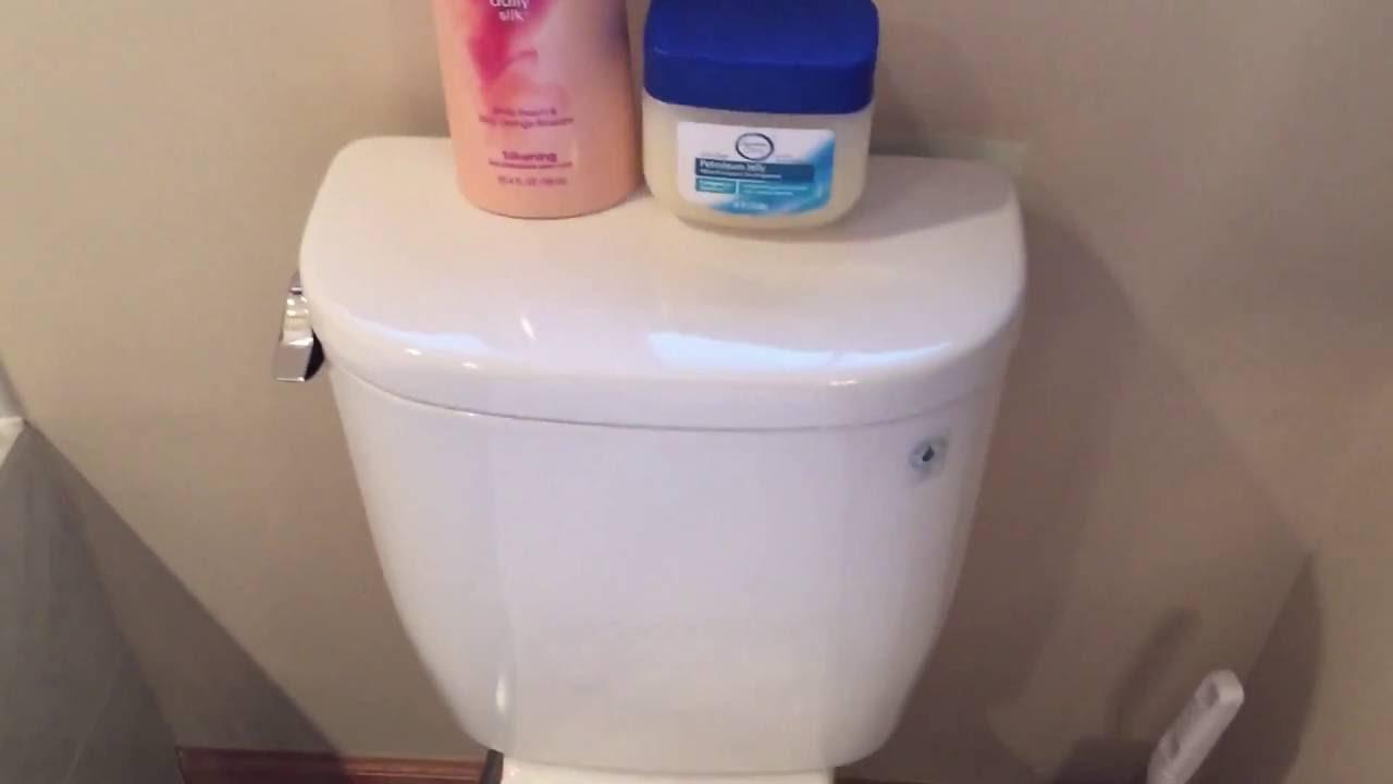 Two New Toto Entrada Toilets - YouTube