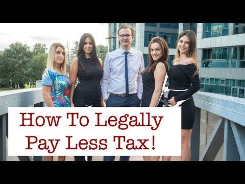 How to Pay Less Tax In Australia Legally - Andrew Henderson - Nomad Capitalist
