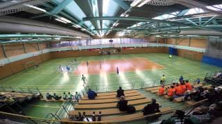 Futsal Endrunde C-Junioren 18.01.2015 VfL Herrenberg I - SV Böblingen I 1:3