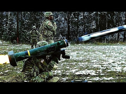 Thumbnail: JAVELIN MISSILE! Best test launch compilation video ever! Including rare SLOW MOTION FOOTAGE!