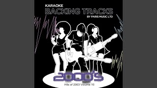 Everybody's Changing (Originally Performed By Keane) (Karaoke Backing Track)