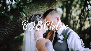 BJ & Chelsea | Dream Wedding Giveaway Couple!