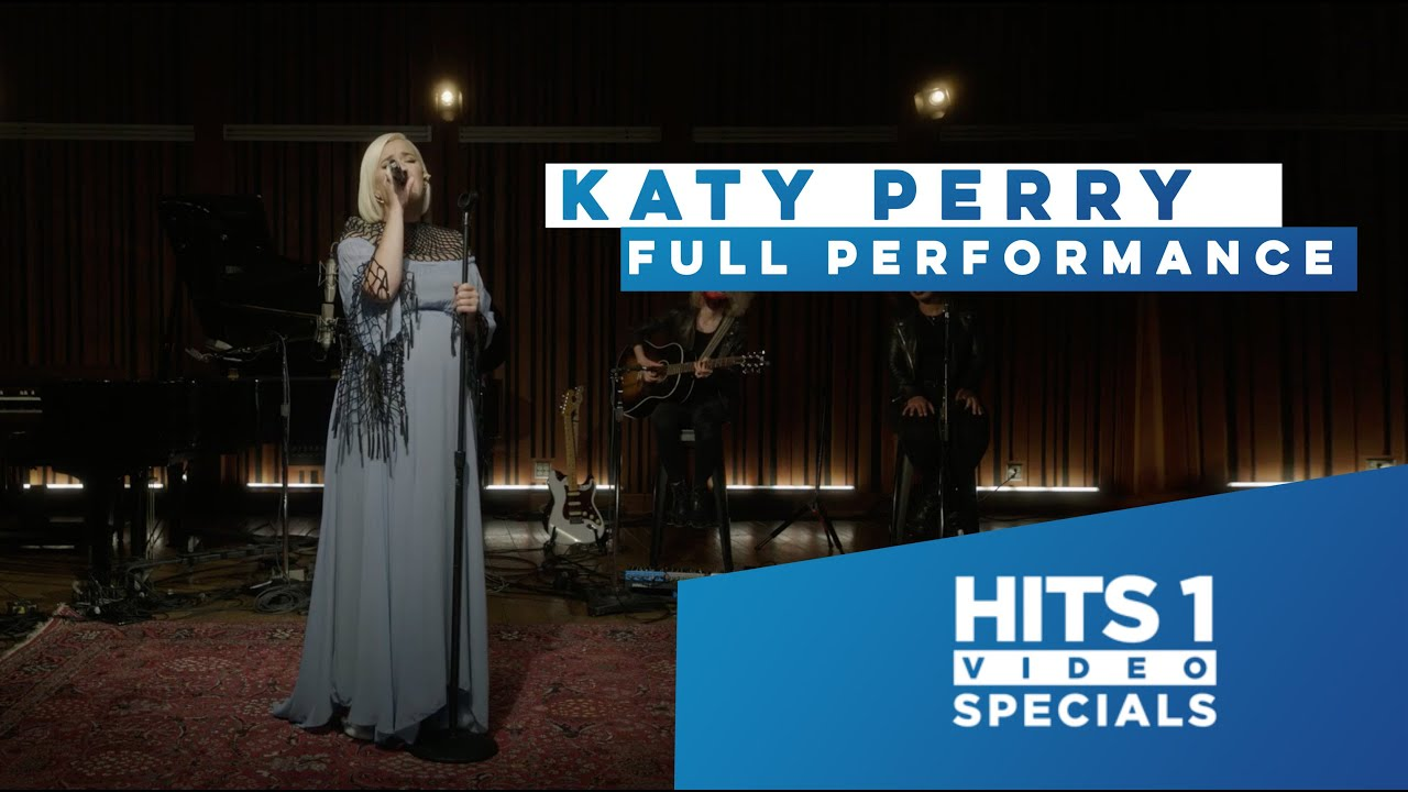 Katy Perry - Live at SiriusXM Hits 1 Celebrity Session (Full)