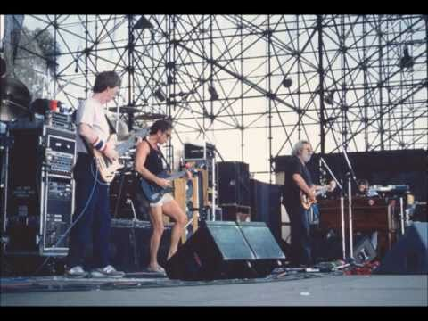 Grateful Dead - The Wheel - 04/02/89, Civic Arena, Pittsburgh, PA