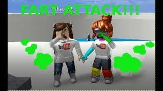FART ATTACK!!!! auf Roblox