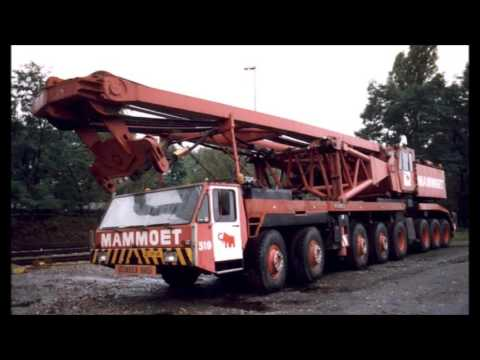 Het Oude Mammoet 1971 2000