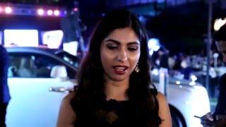 Anusha Mani at Anmol's 30th Anniversary Celebrations!