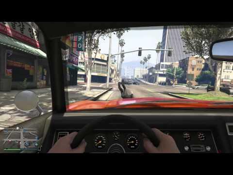 GTA V ONLINE PS4: TRES HOMBRES DE NEGRO
