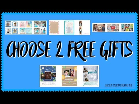 PICK 2 FREE GIFTS:  WALL CALENDAR, PLACEMAT, NOTEPAD OR COASTERS