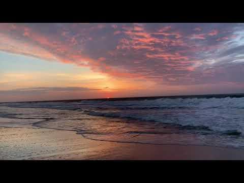 Sunrise Ocean City Maryland June 9, 2019