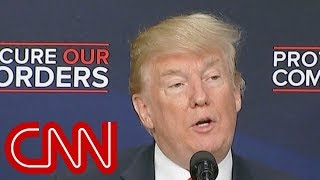 President Trump tries to shift immigration conversation