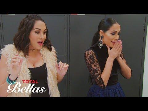 The Bella Twins visit Mattel Headquarters: Total Bellas Preview Clip, Oct. 11, 2017