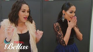 The Bella Twins visit Mattel Headquarters: Total Bellas Preview Clip, Oct. 11, 2017