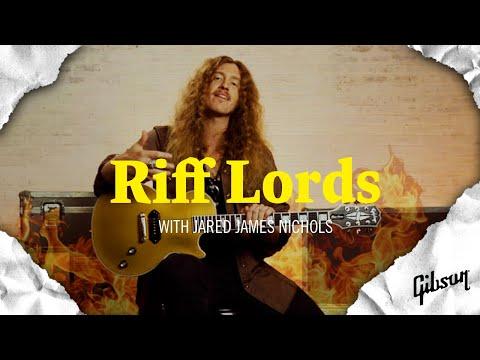 Riff Lords: Jared James Nichols