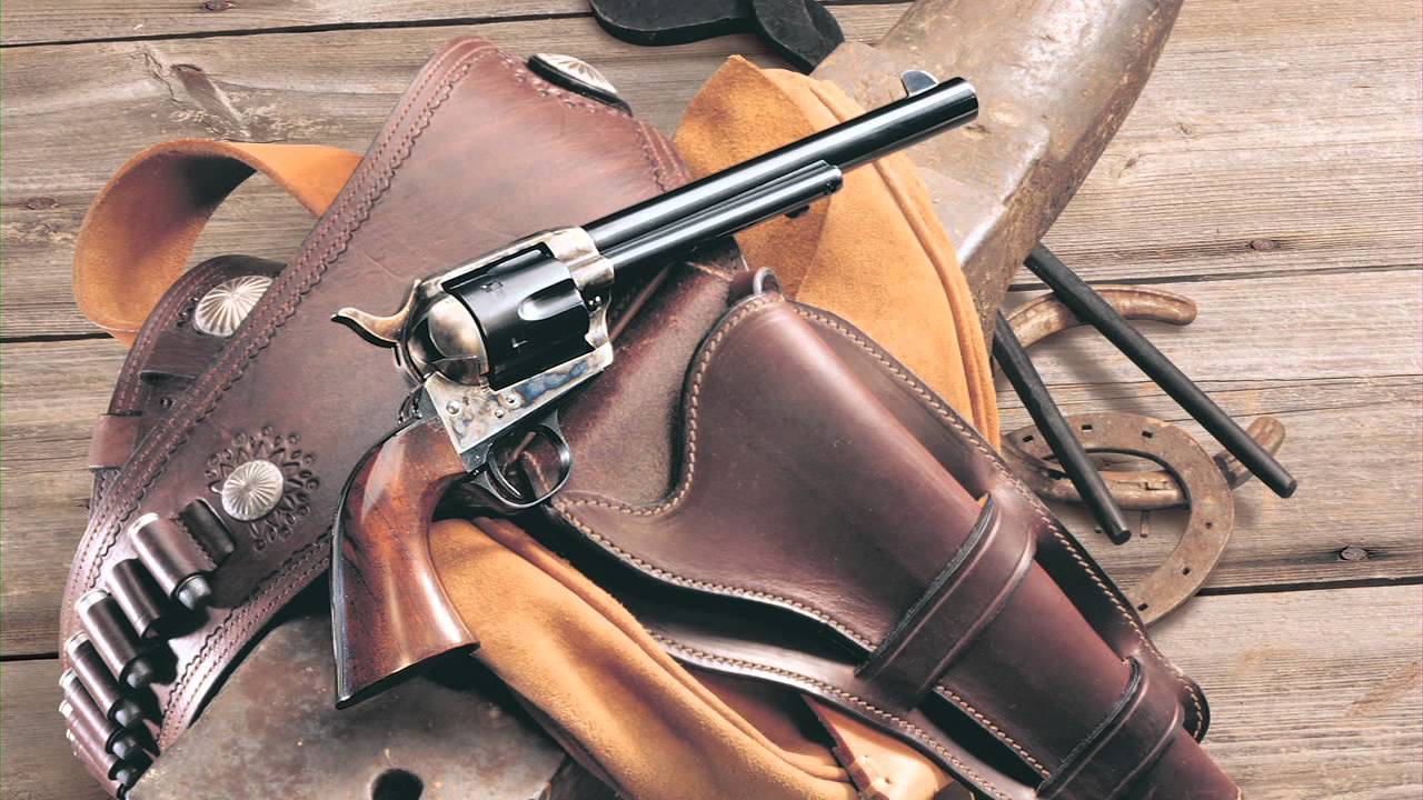 1873 Single-Action Cattleman Revolvers | Uberti