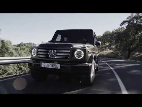 The new Mercedes-Benz G-Class - Trailer