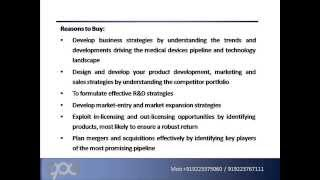 Myriad Genetics, Inc    Product Pipeline Analysis