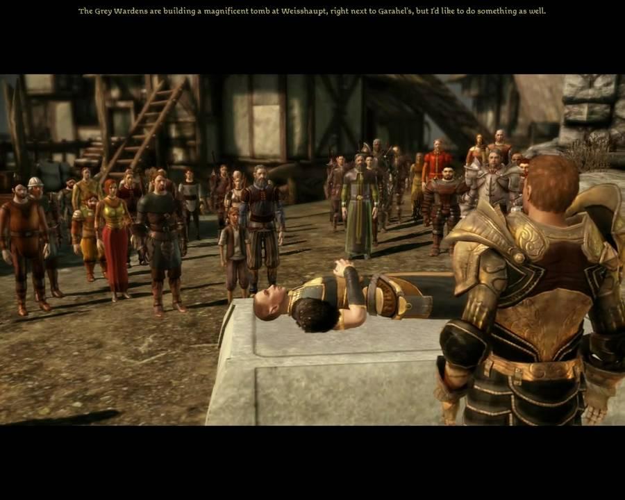Dragon Age Origins Ultimate Sacrifice