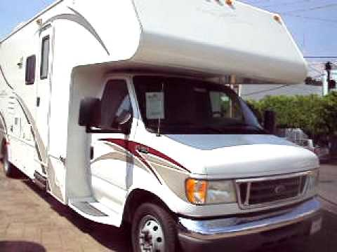 Carros Usados En Venta >> 2005 Casas Rodantes Ford E450 Trail Lite AutoConnect.com.mx - YouTube