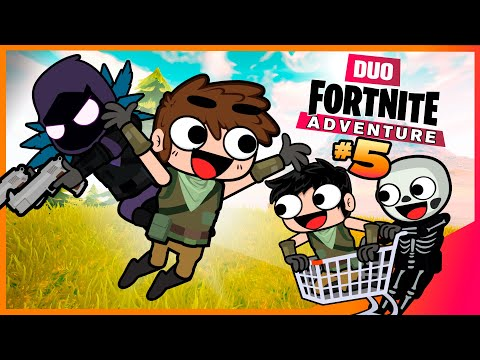 DUO FORTNITE ADVENTURE #5 (Final Episode)