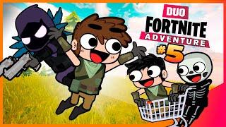 DUO FORTNITE ADVENTURE 5 Final Episode