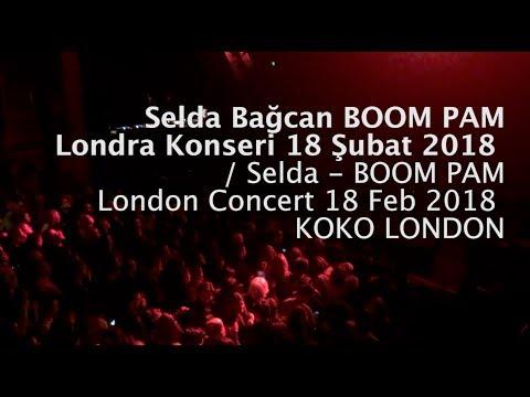 Selda Bagcan feat BOOM PAM FULL KOKO London Concert - Selda Bağcan Londra Konseri 2018